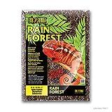 Exoterra Substrat de Forêt Tropicale Humide pour Terrarium pour Reptile/Amphibien 8,8 L