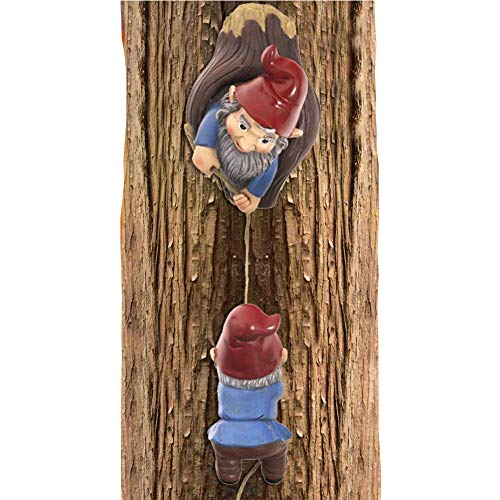 Zwerg Baum Hugger Figuren Miniatur Fee...