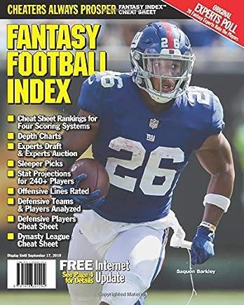 Fantasy Football Index 2019