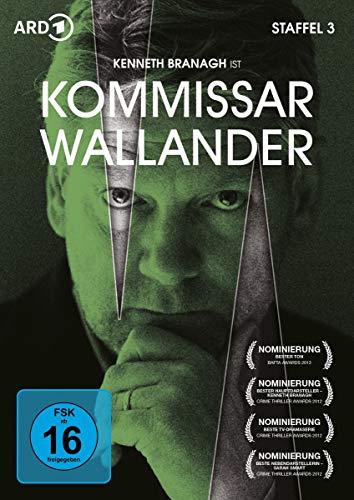 Kommissar Wallander - Staffel 3 [2 DVDs]