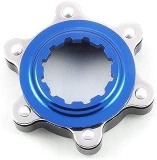 ProRuck MTB Centerlock to 6-Bolt Rotor Adapter, Aluminum Center-Lock Adapter for Converting Shimano Center-Lock hubs to fit 6-Bolts Rotors