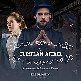 The Flimflam Affair cover art