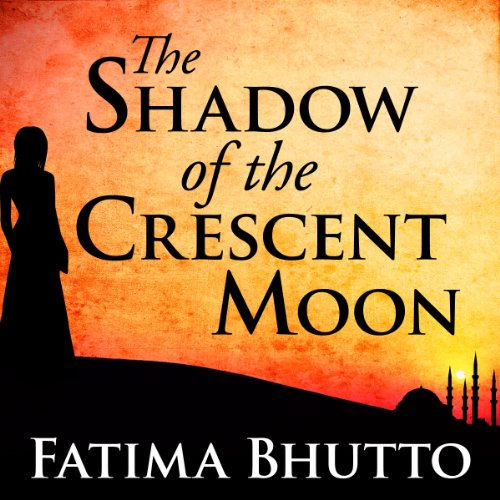 The Shadow of the Crescent Moon audiobook cover art
