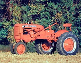 Impact Posters Gallery Wall Decor 1948 Allis Chalmers Vintage Farm Tractor Picture Art Print (8x10)