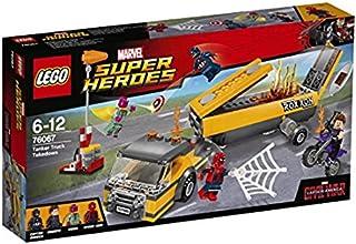 LEGO Marvel Super Heroes Ataque al camión Cisterna