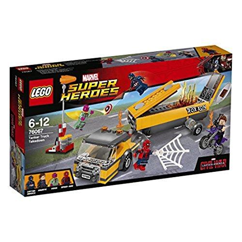 LEGO Marvel Super Heroes 76067 - Tanklaster-Überfall