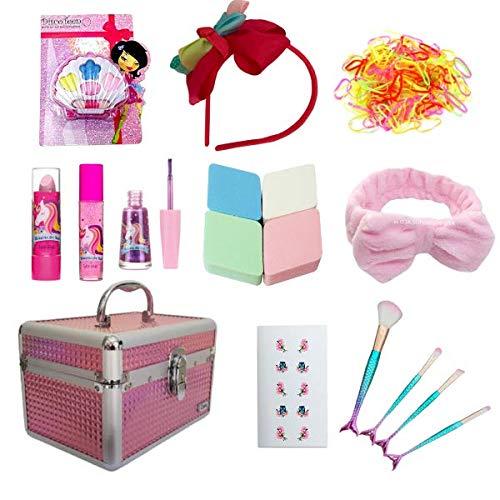 Maleta Maquiagem Rubys Infantil Kit Completo Criança + Brindes