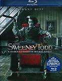 Sweeney Todd - Il diabolico barbiere di Fleet Street [Italia] [Blu-ray]