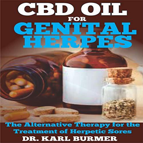 CBD Oil for Genital Herpes cover art