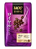 UCC 香り炒り豆 ロイヤルブレンド AP270g