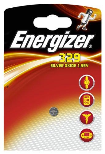 Energizer - 635318 - Pile de montre 329LD - Lot de 10