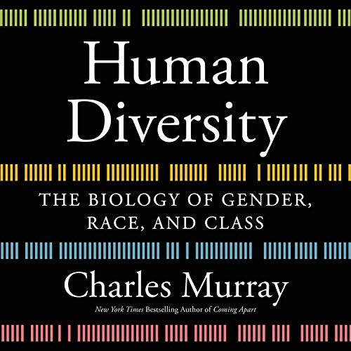 Human Diversity  By  cover art