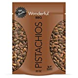 Wonderful Pistachios No Shells, BBQ, 22 Oz Bag