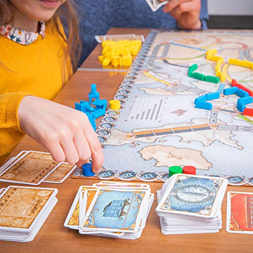 Ticket to ride Europe - 8
