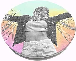 [テイラー スウィフト] Taylor Swift Lover ラヴァー オフィシャル グッズ スマートフォン用 グリップスタンド TAYLOR PHOTO