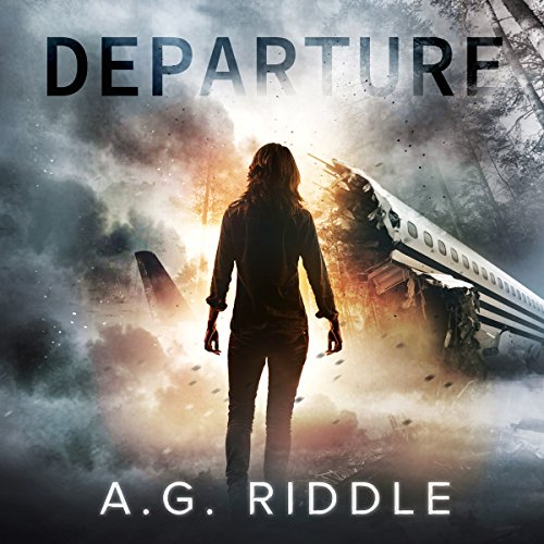 Departure audiobook cover art