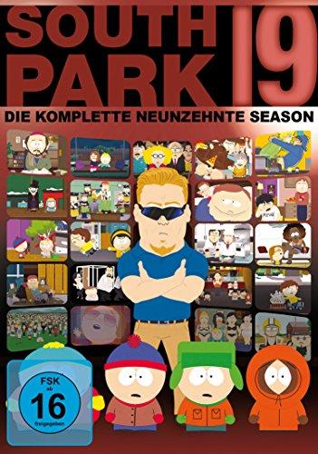 South Park - Season 19 [2 DVDs]