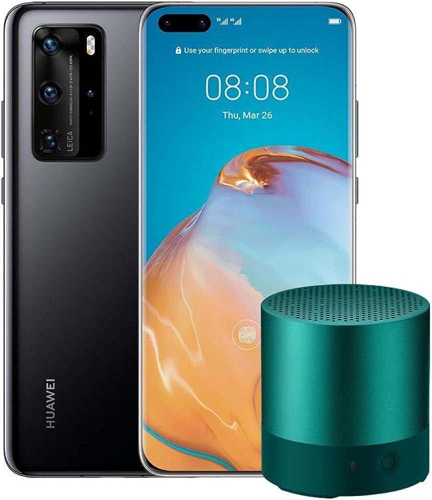 """Huawei p40 pro con bluetooth speaker, acoustic display da 6.58"""", quattro fotocamere leica da 50 HUAWEI P40 1"""