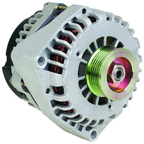New 160 Amp High Output Alternator Replacement For 2007-11 Cadillac Escalade, GMC Yukon, Chevy C K Silverado 6.2L 15093928 15857608 15905871 25877026 334-2742A
