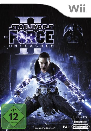 Star Wars - The Force Unleashed 2 [Software Pyramide] - [Nintendo Wii]