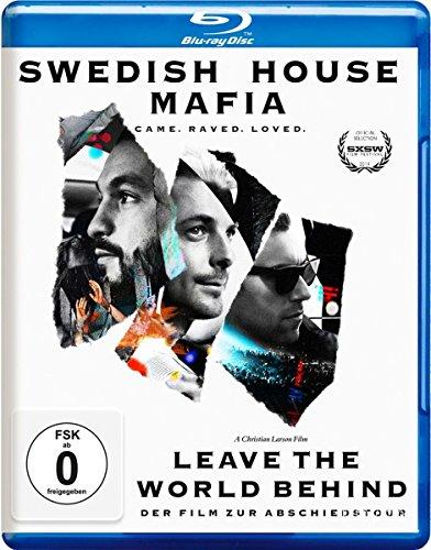 Swedish House Mafia - Leave The World Behind - Der Film zur Abschiedstour [Blu-ray] [Limited Edition]