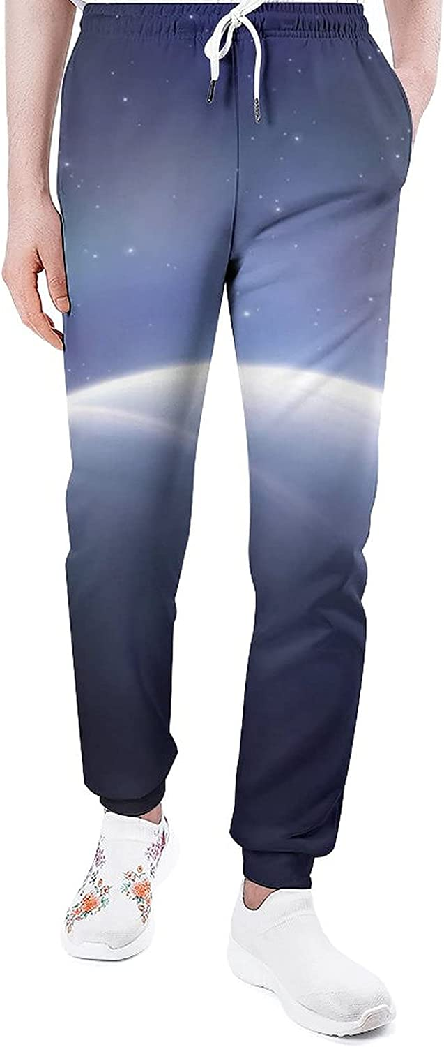 Mysterious 2021 new Planet 2 Sweatpants Mens Spasm price Joggers Pants Lounge Cool At