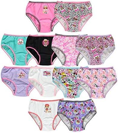 L O L Surprise girls L o l Surprise Girls Panties Multipack Bikini Style Underwear Lol 12pk product image