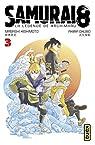 Samurai 8 - la légende de Hachimaru - Tome 3 par Kishimoto
