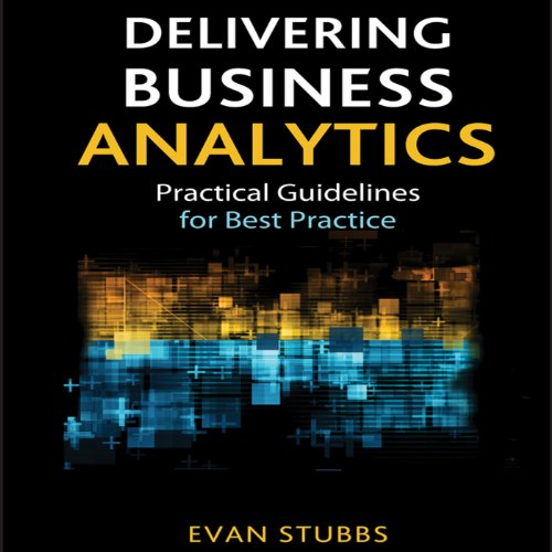 Delivering Business Analytics audiobook cover art