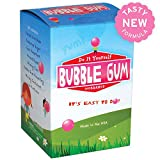 Do it yourself Bubble gum Kit | Makes 1/4 lb of Bubblegum! | Copernicus Toys | A fun and great-tasting way to explore the science of food!