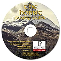 The Hobbit Study Guide CD-ROM 1586096117 Book Cover