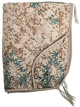 Mil-Tec Doublure de Poncho (Couette) Multicolore Camouflage 210 cm x 160 cm