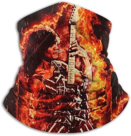 RIP Halen Neck Gaiter Mask Skin friendly and Keep Warm Balaclava Face Mask Men Women product image