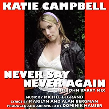 """Main Title Song From """"Never Say Never Again"""" (Michel Legrand) (feat. Dominik Hauser) - Single"""