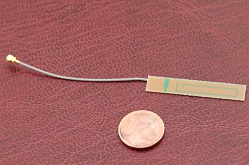 Alda PQ Antena para Uso con Tarjetas de circuitos Impresos para 2G (gsm) con GSC Enchufe