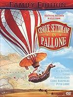 Cinque Settimane Nel Pallone (Family Edition) [Italian Edition]