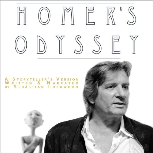 Homer's Odyssey: A Storyteller's Version audiobook cover art