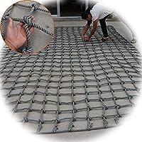 クライミング ネット ロープ 室内 アウトドア スポーツ 登り 練習 遊具 子供大人用 クライミングネット,10mm*12cm,1*10m(3.3*33ft)