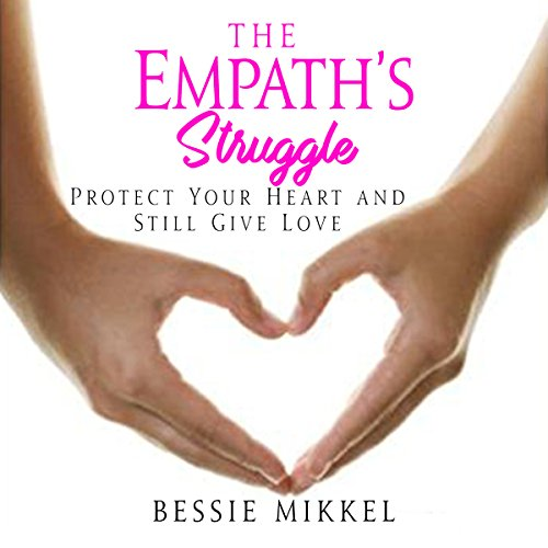 The Empath's Struggle audiobook cover art