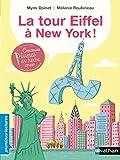Livre CP La tour Eiffel à New York Avis de lecture