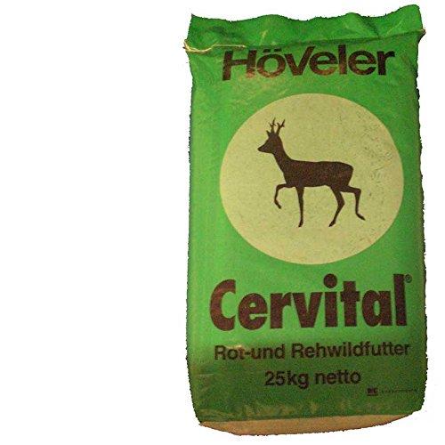 Höveler Cervital Wildfutter 25 kg