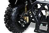 Miniquad Kinder Cobra ATV  rot / schwarz - 3