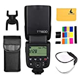Godox ThinkLite TT600 2.4G Inalámbrico Flash Speedlite Maestro / Esclavo Flash...
