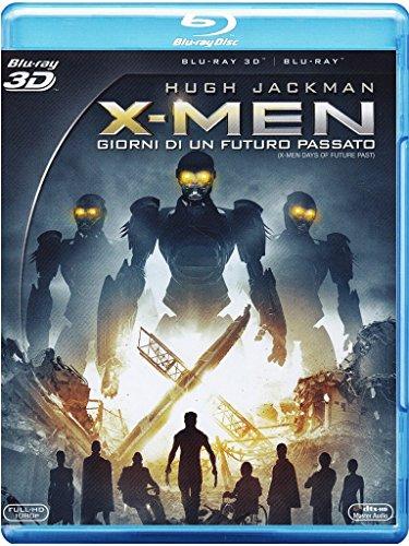 X-Men Giorni di un Futuro Passato (Blu-Ray 3D + Blu-Ray Disc);X-Men - Days Of Future Past;X-Men: Days of Future Past