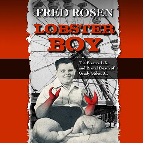 Page de couverture de Lobster Boy