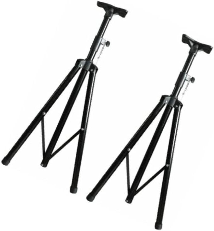 Adjustable Tripod Factory outlet Pole Mount Speaker Stand Pro 2x DJ Heavy Ranking TOP1 Audio