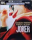 JOKER (Steelbook) [4K UHD + Blu-ray + Digital] - Limited Edition