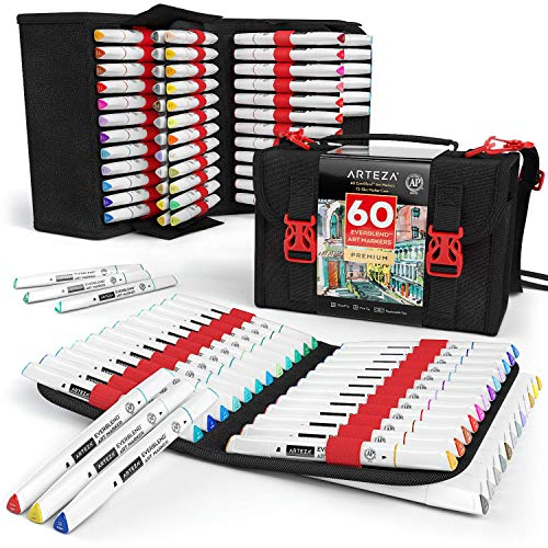 Best Art Markers For Professionals Reviews 2020