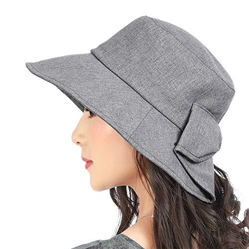 Ombrero De Verano Para Mujer Sombreros Mujer Sombrero De Playa Empaquetado De Ala Ancha Plegable Y Protector Solar Con Cordón Sombrero De Pescador Sombrero De Lavabo Al Aire Libre