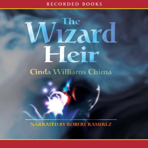 Wizard Heir audiobook cover art